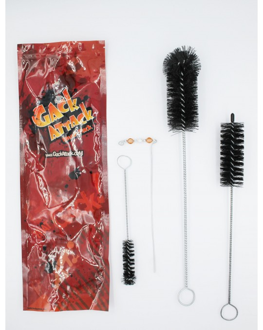 Gack Attack Brush Kit