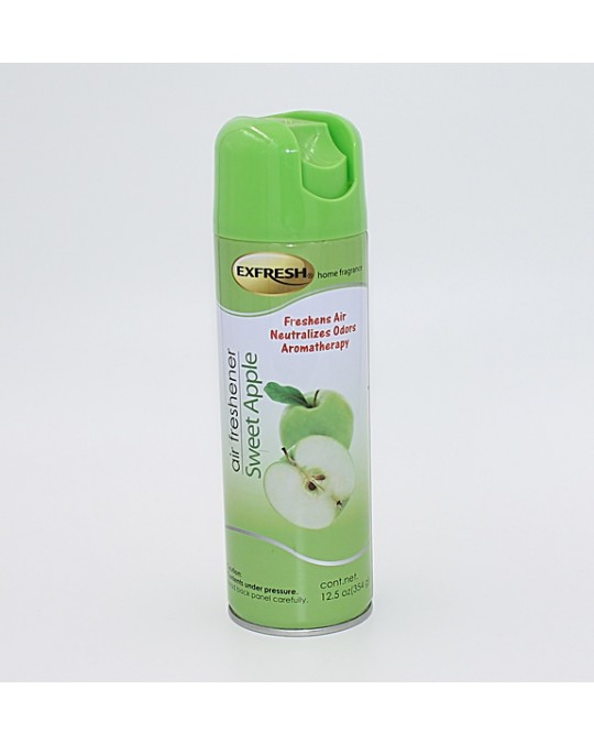 AIR FRESHENER SAFE CAN (LAVENDER, APPLE, CHERRY, CITRUS, OCEAN BREEZE)