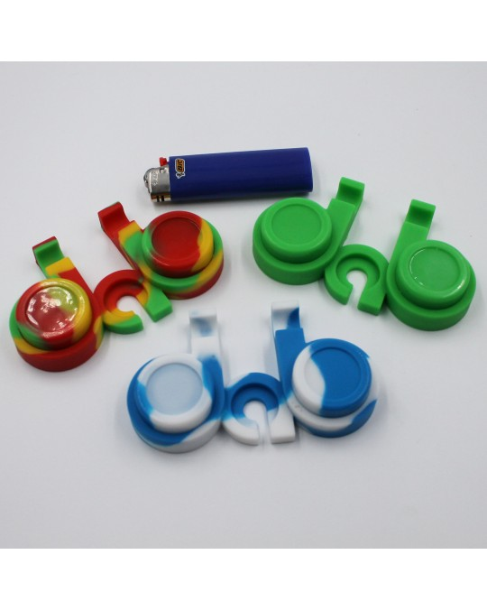 710 SILICONE TRAY W/ 2 CONTAINERS