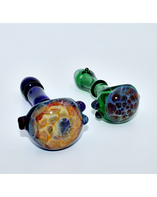ABJ COLOR TUBE HONEYCOMB SPOON
